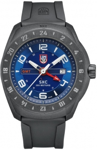 Luminox A.5023 Gmt Sxc Carbon Case Space Series