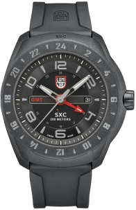 Luminox A.5021.GN Gmt Sxc Carbon Case Space Series