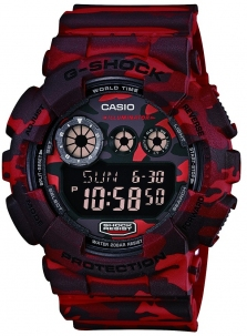 Casio G-Shock Absolute Camouflage Cod. GD-120CM-4ER