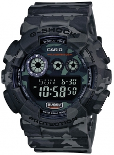 Casio G-Shock Absolute Camouflage Cod. GD-120CM-8ER