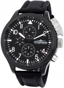 Orologio Crono Thunderbirds Black Edition XL 47 mm