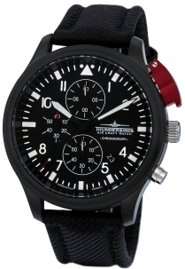 Orologio Crono Thunderbirds Black Edition 45mm