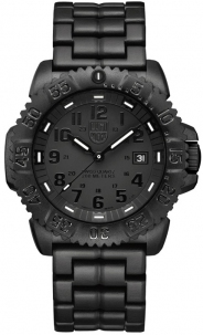 Luminox Navy Seal 3052.BO Black Out Cinturino In Carbonio