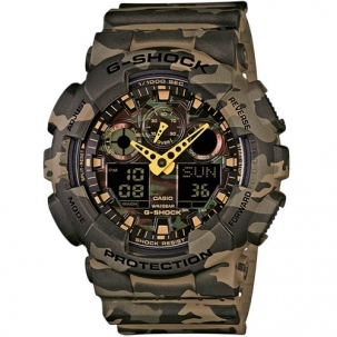 Orologio Casio G-Shock Camouflage Analogico / Digitale