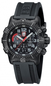 Luminox Cronografo 4241 ANU Navy Seal Authorized Use Special Tactical Box
