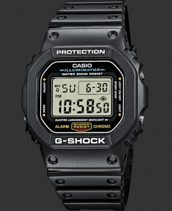 Casio G-Shock Cassa 48 x 42 mm Modello DW-5600E-1VER