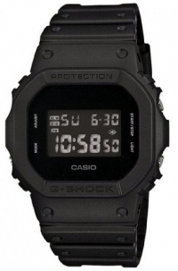 Casio G-Shock Cassa 48 x 42 mm Modello DW-5600BB-1ER