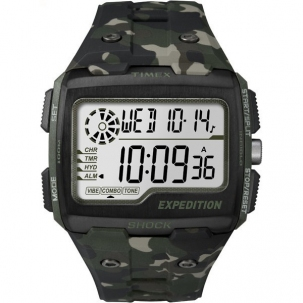 Timex Expedition Camouflage Verde