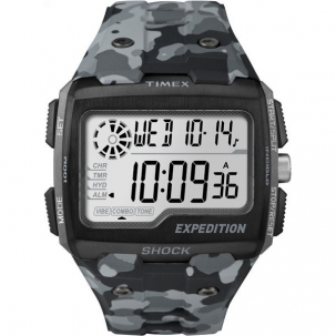 Timex Expedition Camouflage Grigio