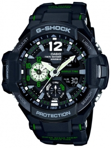 G-Shock Aviation con Bussola e Termometro mod. GA-1100-1A3ER