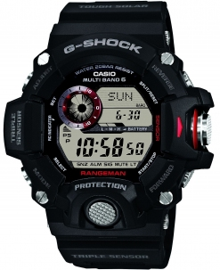 Casio G-Shock Rangeman Nero Multi Band Triplo Sensore