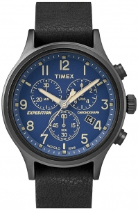 Timex Expedition Scout Crono Blu