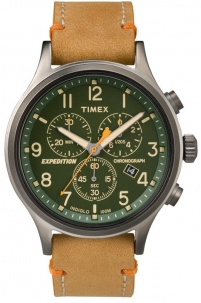 Timex Expedition Scout Crono Verde