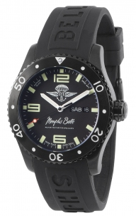 Memphis Belle Sky Time 42.5 Day Date Pvd