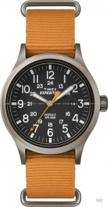 Timex Expedition Scout Orange