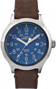 Timex Expedition Scout 43mm Blue Dial