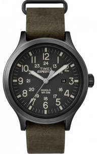 Timex Expedition Scout 43mm Black