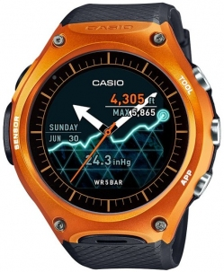 Casio Smartwatch Computer Da Polso Orange