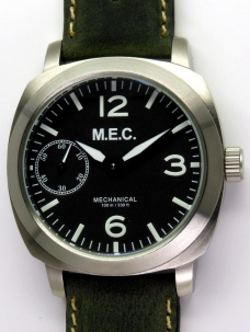 Military European Company Mechanical Carica Manuale