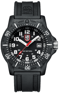 Luminox Black Ops XL.8881 Vetro Zaffiro Trigalight Swiss Made Sub 200 Metri