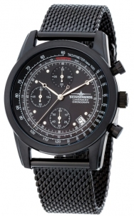 Thunderbirds Mod. Landmark Chrono All Black Cint. Maglia Milano
