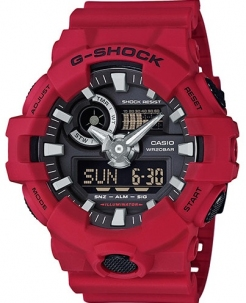 Casio G-Shock Serie Military Mission Red
