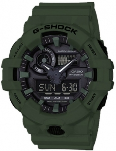 Casio G-Shock Serie GA-700 Military