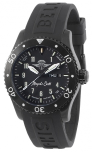 Orologio Militare Memphis Belle Sky Time Pvd Trigalight