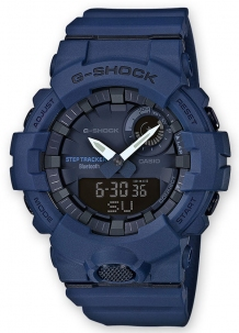 Casio G-Shock Bluetooth Contapassi Colore Blu