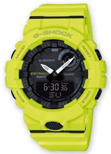 Casio G-Shock Bluetooth Contapassi Colore Giallo