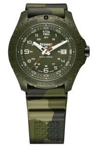 Traser Soldier Trigalight Swiss Made