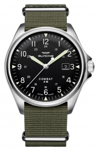 Glycine Vintage Combat 6 Automatic Swiss Made