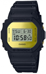 Casio G-Shock Classic Vintage Dial Gold