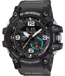 Casio G-Shock Mudmaster New