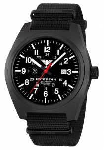 Khs Inceptor Black Steel Pvd Automatic