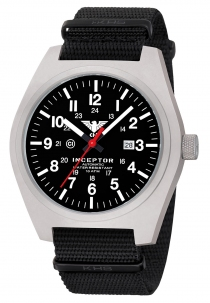 Khs Inceptor Black Steel Automatic