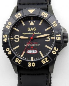 M.e.c. Special Air Service Regimental 42 mm 10 atm Inserti marroni